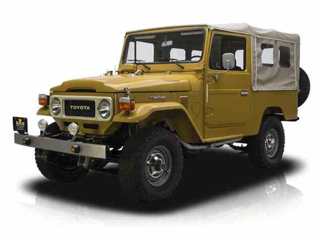 1982 Toyota Land Cruiser FJ | 1017287