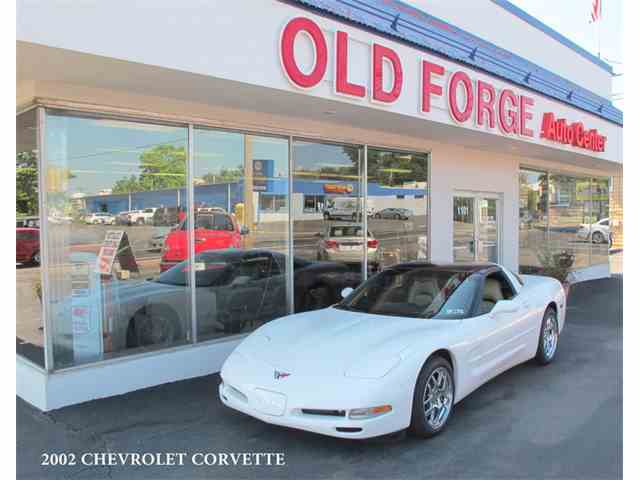 2002 Chevrolet Corvette | 1010729