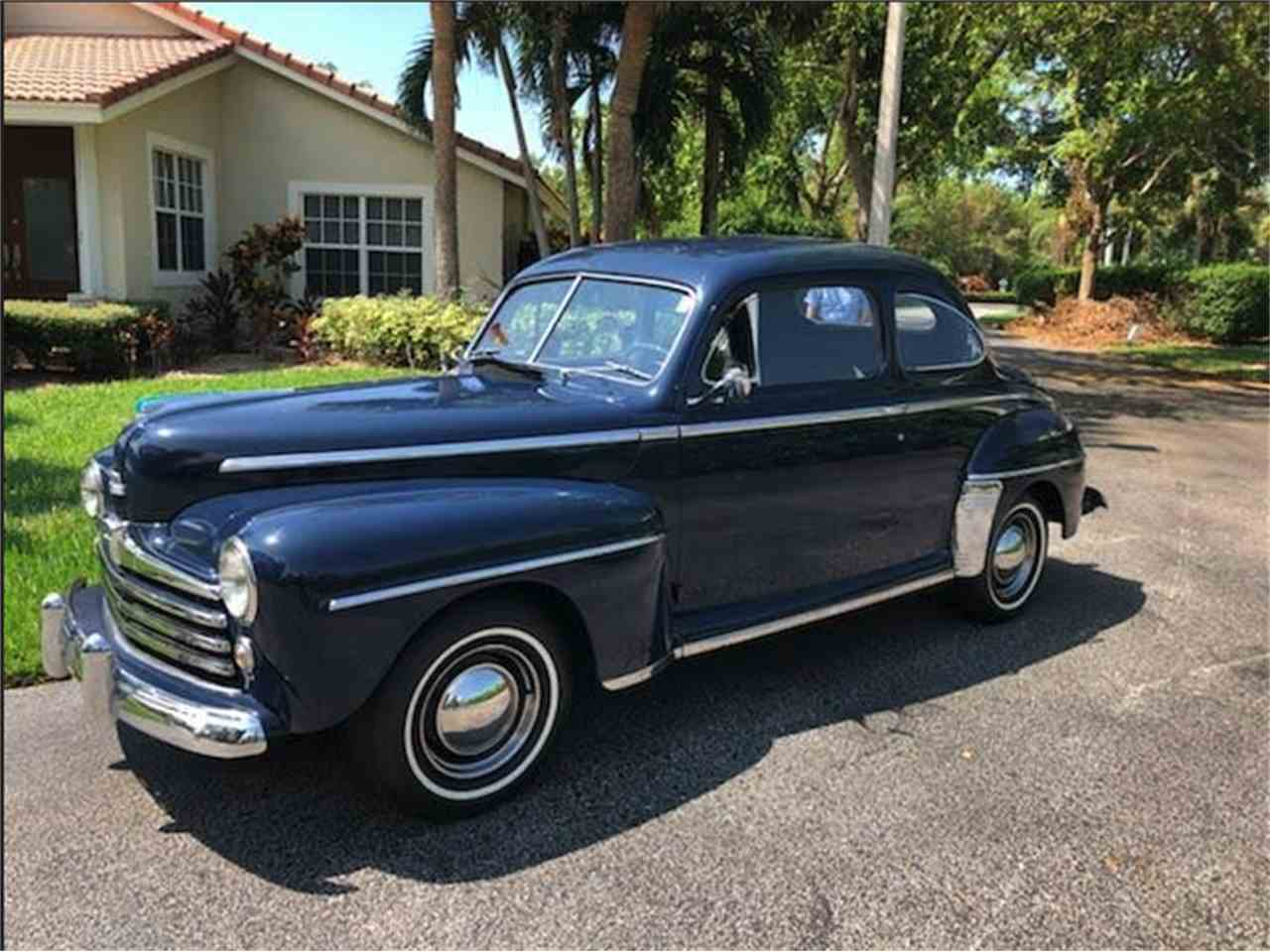 Large Picture of Classic 1948 Ford Deluxe - $25,000.00 - LSYF
