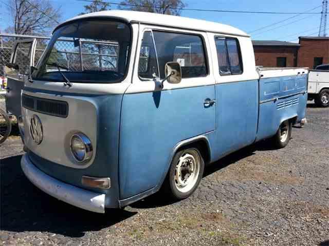 1968 Volkswagen  Double Cab Utility Truck | 1017316