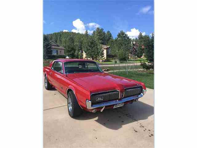 Picture of '67 Mercury Cougar - $35,000.00 Offered by a Private Seller - LSZ4
