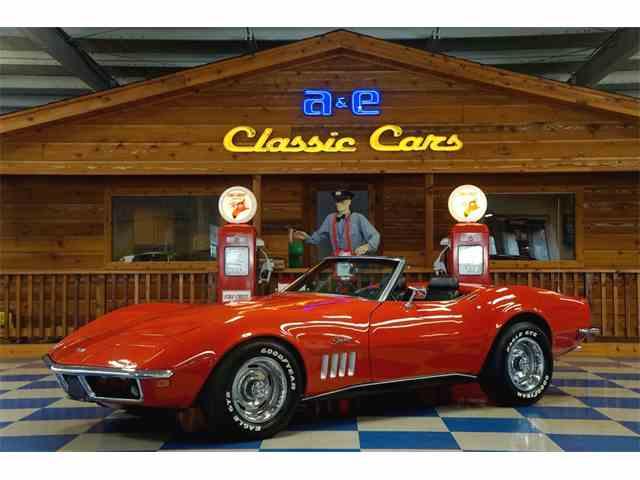 1969 Chevrolet Corvette | 1017331