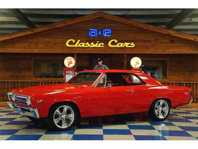 1967 Chevrolet Chevelle | 1017333