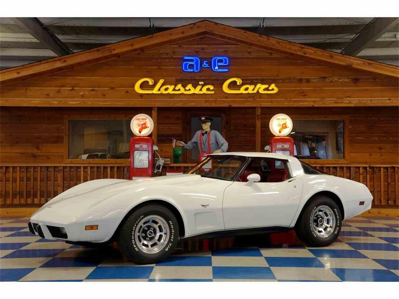 Large Picture of '79 Corvette - LSZC