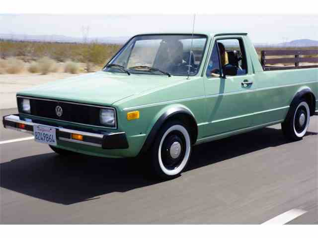 1980 Volkswagen Rabbit Pickup | 1017338