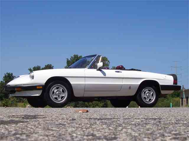 Picture of '85 2000 Spider Veloce - LSZF