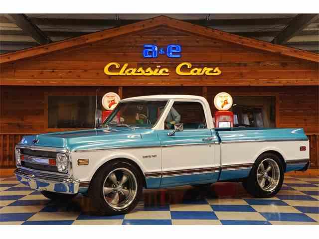 1970 Chevrolet Pickup | 1017340