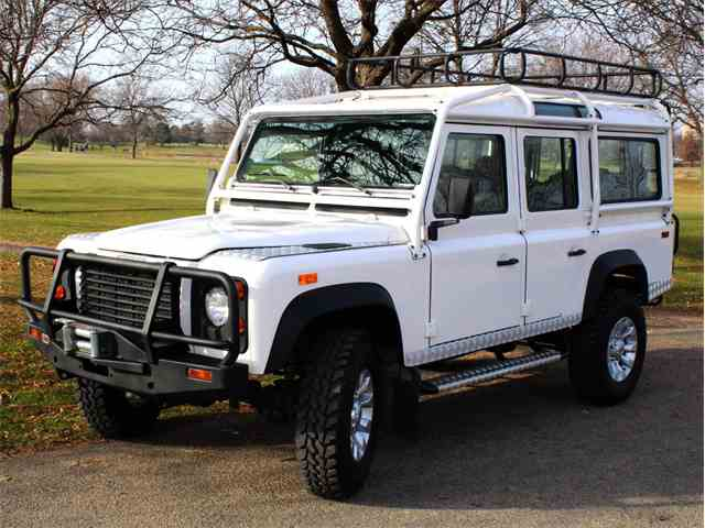 Picture of '93 Defender Offered by Jaguar Land Rover Minneapolis - LSZL