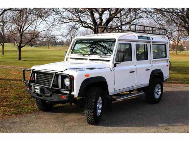 1993 Land Rover Defender | 1017345