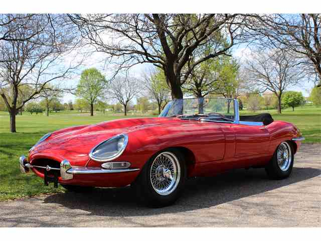 Picture of '64 XKE E-Type Series II - LSZN