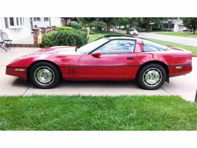 1986 Chevrolet Corvette | 1017354
