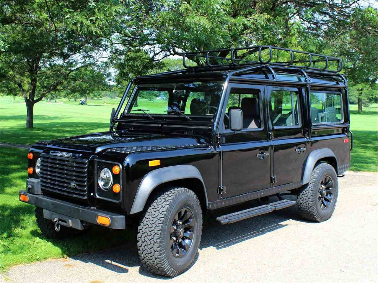 Large Picture of '93 Land Rover Defender - $149,900.00 Offered by Jaguar Land Rover Minneapolis - LSZV
