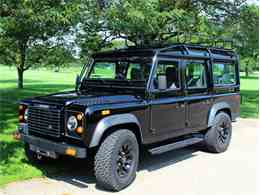 Picture of 1993 Land Rover Defender - $149,900.00 Offered by Jaguar Land Rover Minneapolis - LSZV