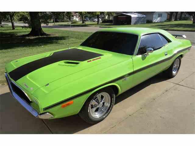 1972 Dodge Challenger | 1017358
