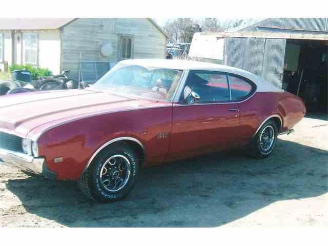 1969 Oldsmobile 442 | 1017362