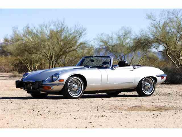 1974 Jaguar XKE | 1017365