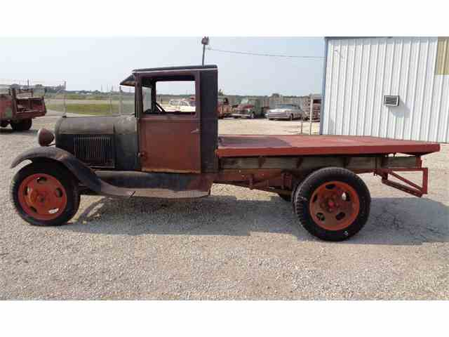 1929 Ford Model AA | 1017367