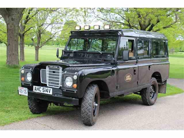 1979 Land Rover Defender | 1017369