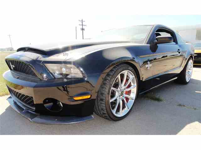 2012 Shelby Mustang | 1017371