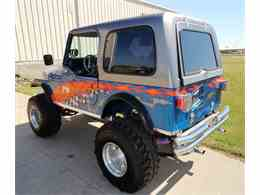 Picture of 1983 Jeep CJ7 located in Kansas Offered by Carr Auction & Real Estate, Inc. - LT0D