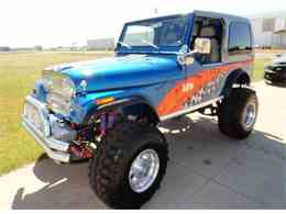 Picture of '83 Jeep CJ7 located in Kansas Offered by Carr Auction & Real Estate, Inc. - LT0D