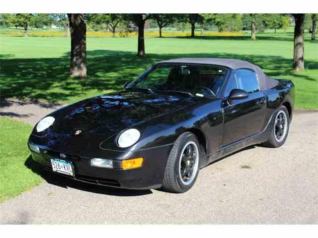 1993 Porsche 968 | 1017374