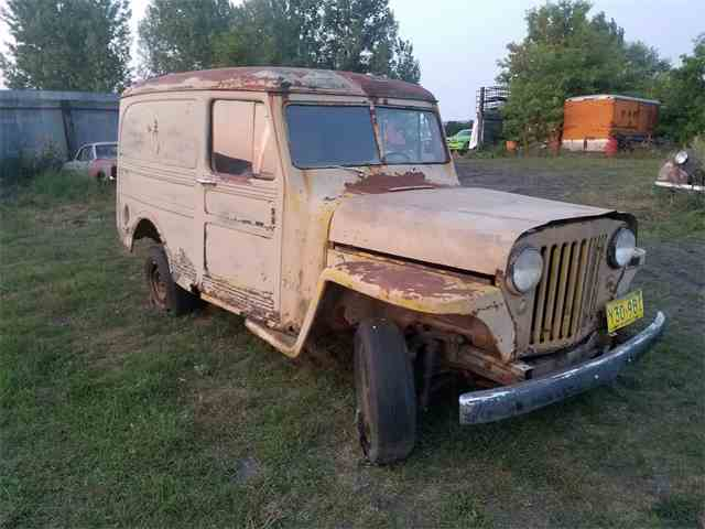 1958 Willys-Overland Jeepster | 1017376