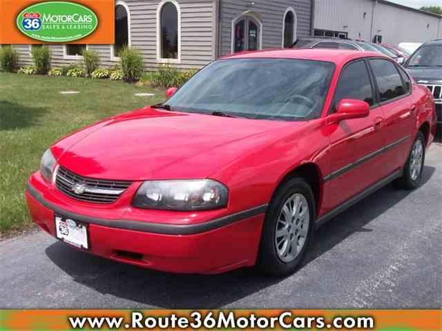 2005 Chevrolet Impala | 1010740
