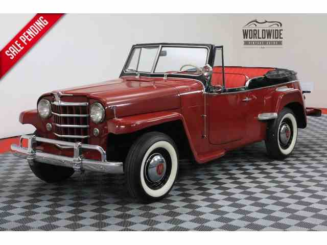 1950 Willys Jeepster | 1010741