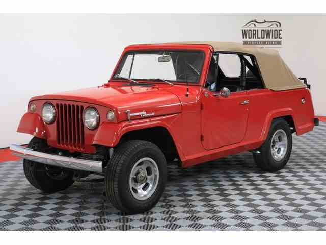 1969 Jeep Jeepster Commando | 1010747