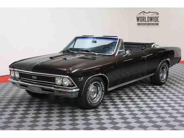 1966 Chevrolet Chevelle | 1010753