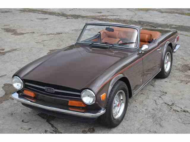 1973 Triumph TR6 | 1010754