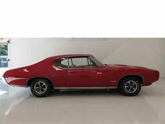 1968 Pontiac GTO | 1017545