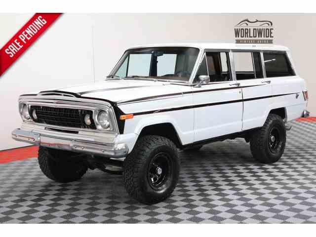 1978 Jeep Wagoneer | 1010755
