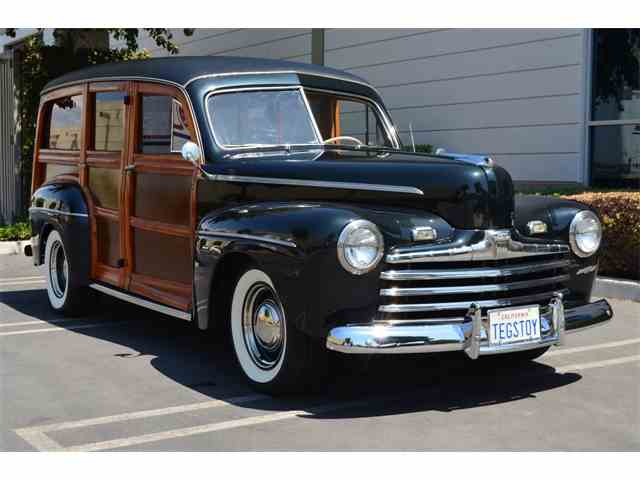 1946 Ford Woody Wagon | 1017554