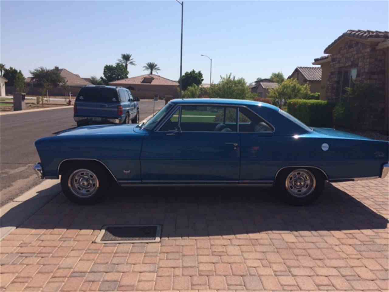 1966 Chevrolet Nova SS for Sale - CC-1017557
