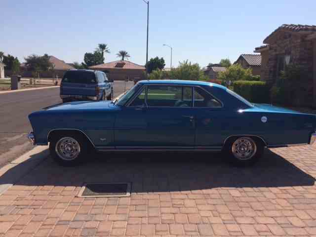Classic Chevrolet Nova For Sale On Classiccars Com Available
