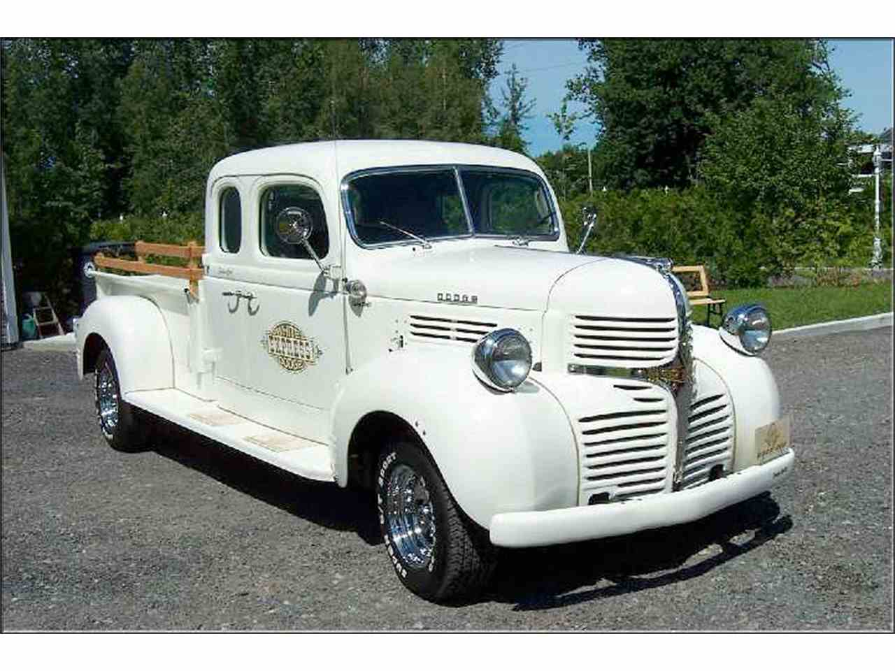 1947 dodge pickup for sale cc 1017565. Black Bedroom Furniture Sets. Home Design Ideas