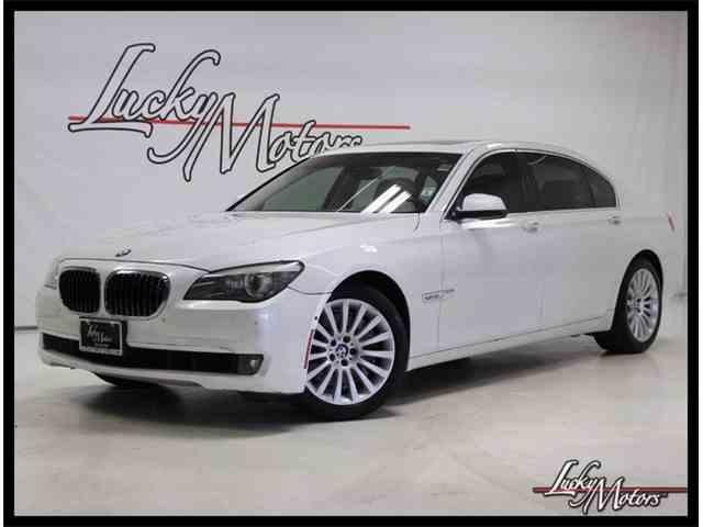 2009 BMW 7 Series | 1017579