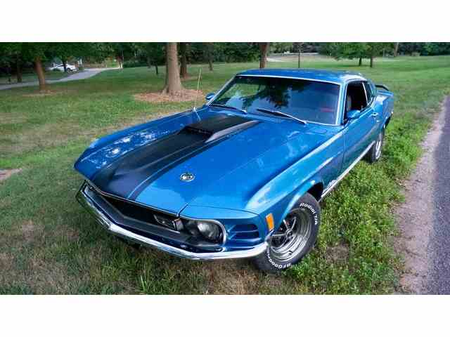 1970 Ford Mustang | 1010758