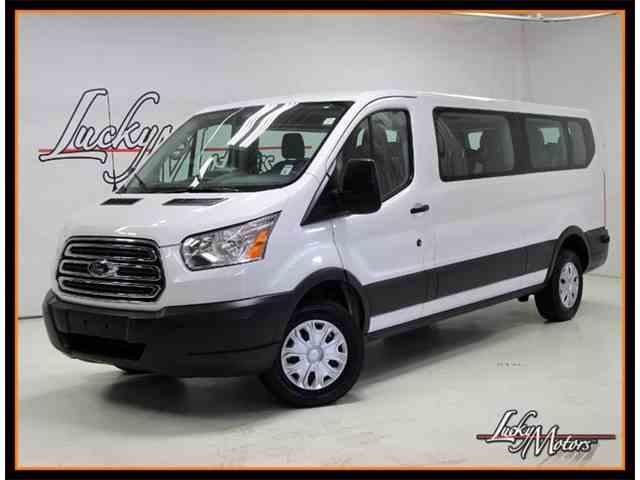 2016 Ford Transit Wagon | 1017583