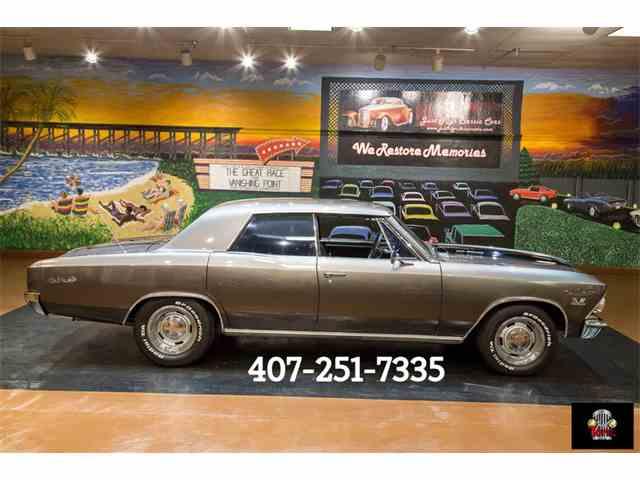 1966 Chevrolet Chevelle | 1017585