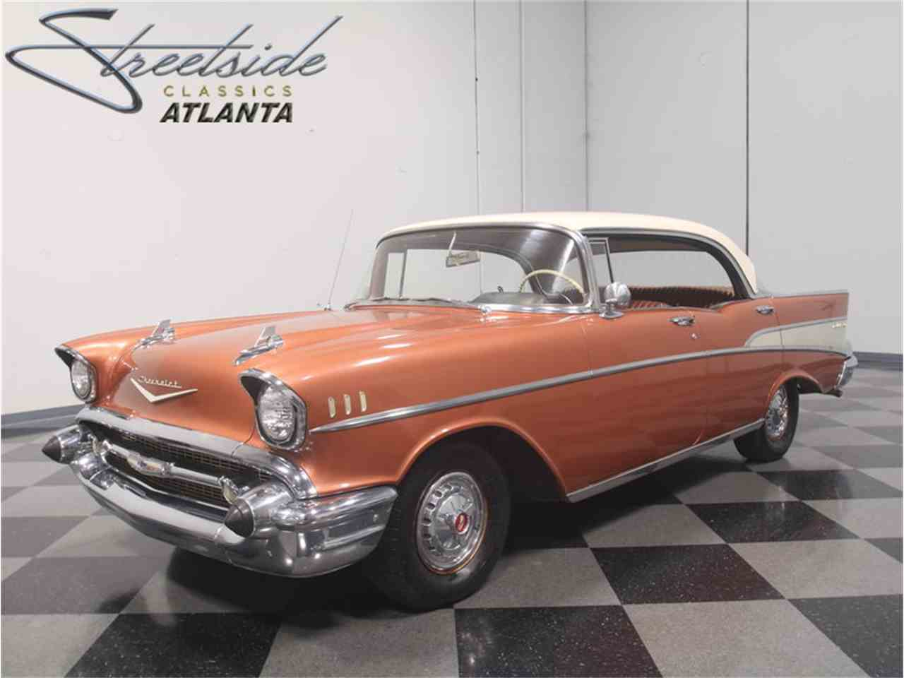 Chevrolet bel air hardtop for sale upcoming chevrolet - 1957 Chevrolet Bel Air Hard Top For Sale Cc 1017588