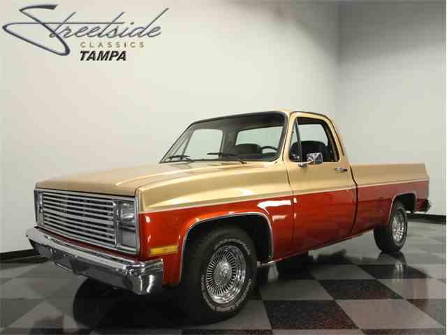 1986 Chevrolet C/K 10 | 1017592