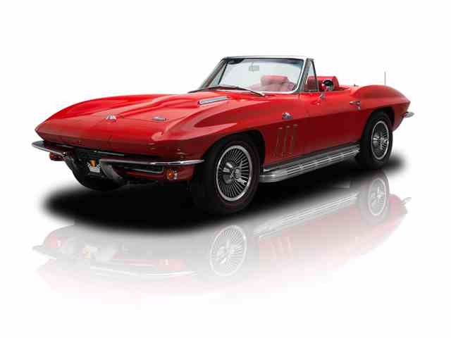 1966 Chevrolet Corvette Stingray | 1017597