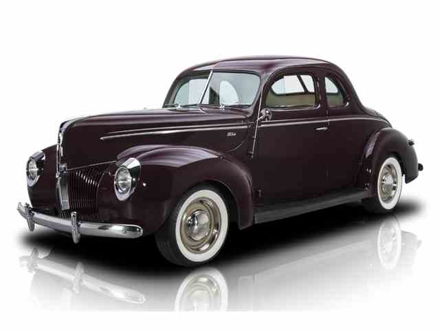 1940 Ford Coupe | 1017606