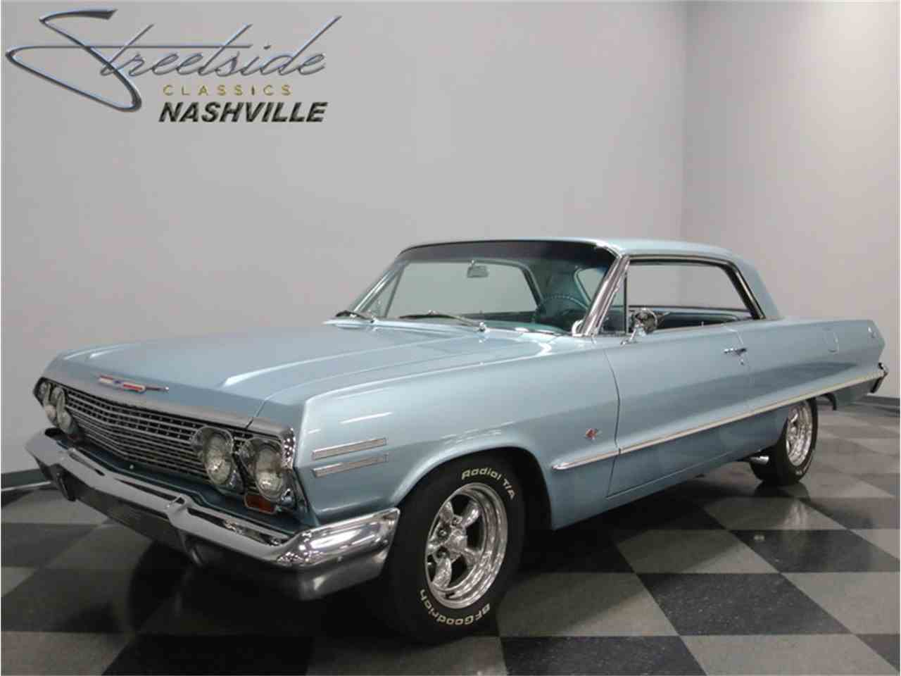 1963 Chevrolet Impala for Sale - CC-1017607