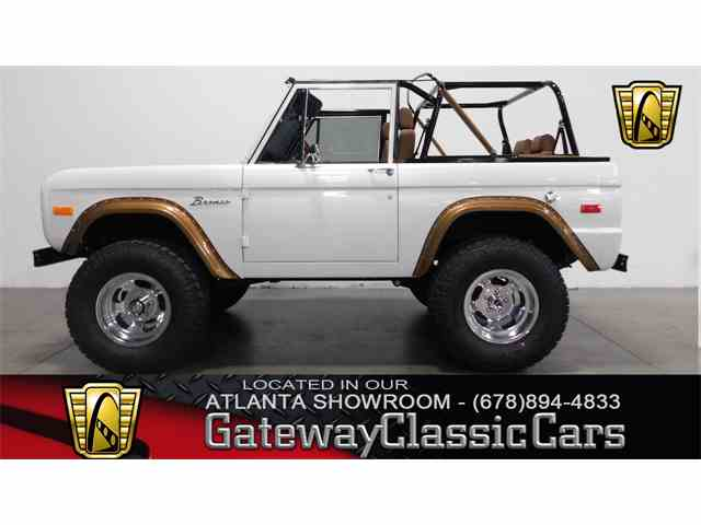 1971 Ford Bronco | 1017615