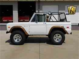 1971 Ford Bronco for Sale - CC-1017615