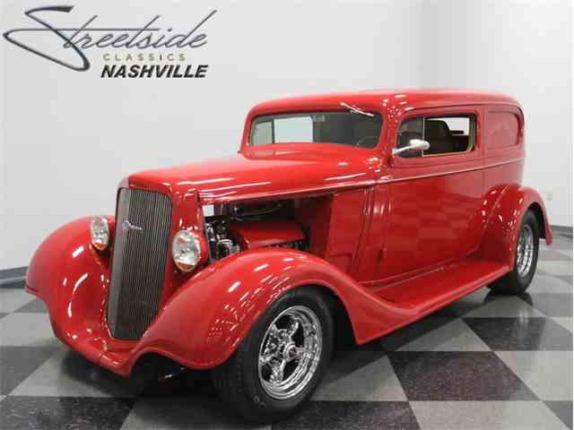 1934 Chevrolet Sedan Delivery | 1017625